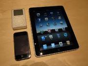 Apple iPad 2 (2011) with Wi-Fi + 3G 64GB ......... $350.00