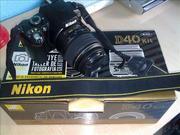 Nikon D300 12.3 MP Digital Camera with 18-135mm Lens