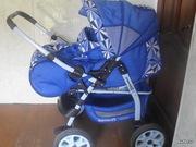 Детская коляска универсальная.