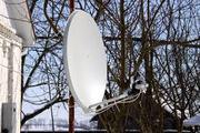 Спутниковое ТВ Дачник 3-5 спутников без абонентской платы в Бобруйске