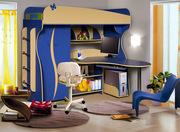 набор для детской комнаты альфа