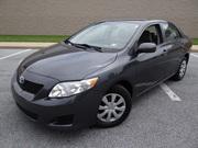 Toyota Corolla Темно-серый цвет,  модель 2010 ..prerfect состояние ..