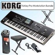 KORG KRONOS 61 Synthesizer / Music Workstation: $2400