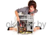 Почистить компьютер от пыли в Бобруйске