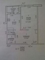 Продам 1 комнатную квартиру в Бобруйске, новостойка