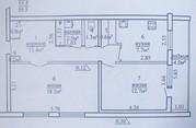 Уютная,  большая 2х комнатная квартира