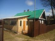 Продам зимний дом-дачу 54 м. кв. с участком 25 соток